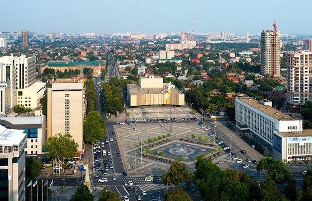 В Краснодаре проходит обсуждение проекта Стратегии развития города до 2030 г.