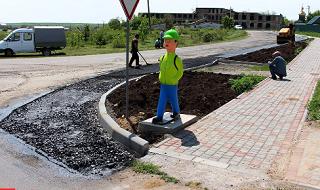 В Адыгее продолжат благоустройство сельских территорий