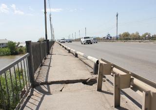 Решение проблемы, связанной с закрытием Милицейского моста в Астрахани представили чиновники