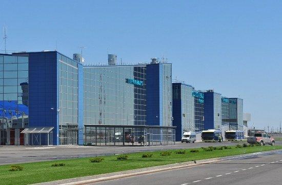 В волгоградском аэропорте объединят терминалы