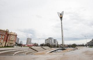 Ростовская Театральная площадь объявлена объектом культурного наследия