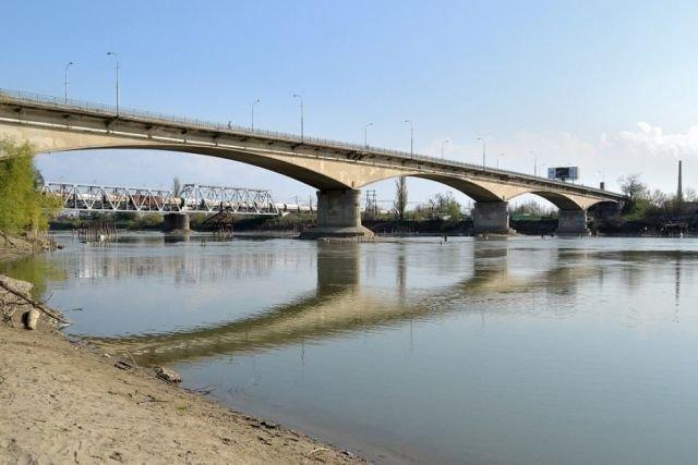 Дублер Яблоновского моста через р. Кубань построят в 2024 г.