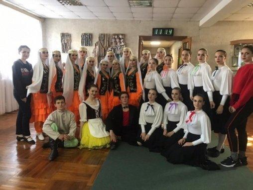 Астраханские студенты покорили балерину И. Лиепу