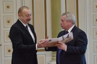 Транспортно-логистическую инфраструктуру будет развивать Ростовская область с Азербайджаном
