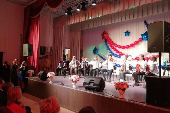 Открылся новый Дом культуры в станице Ольгинской