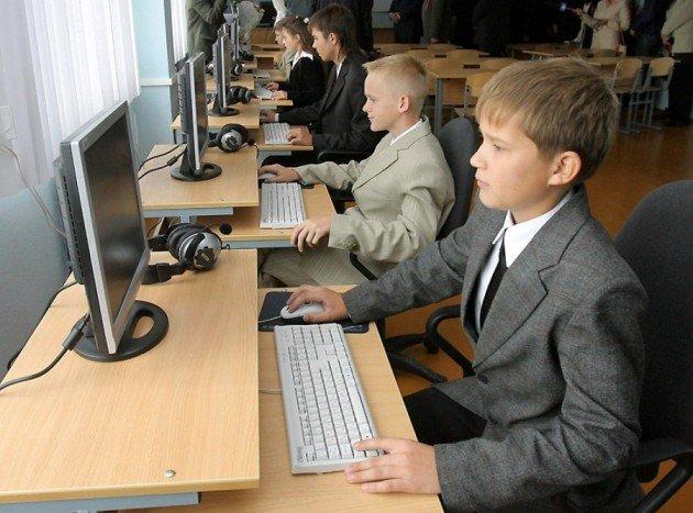 Сельские школы Калмыкии получили компьютеры