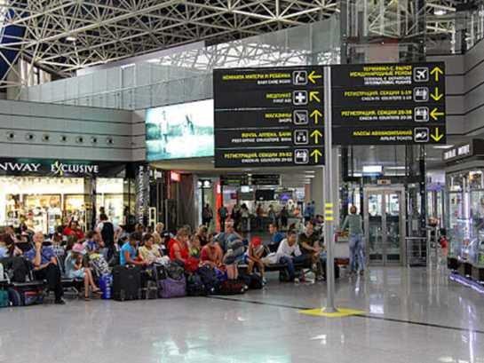 За день Сочи покинуло 6700 туристов