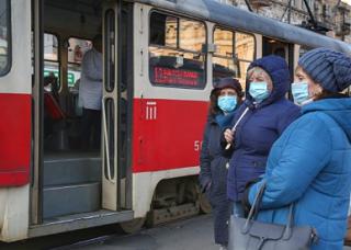 В Волгограде на линии выйдет почти весь автотранспорт