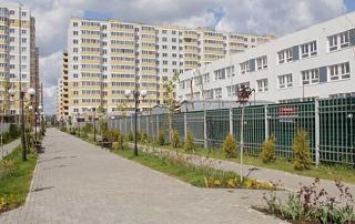 Строительство социальных объектов возобновили в Краснодаре