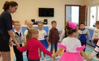 В новый детский сад в одном из поселков Калмыкии скоро отправятся дети