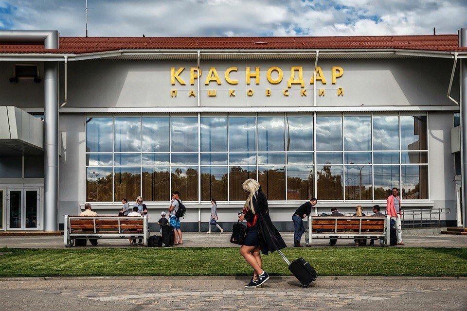Аэропорт Краснодар приступил к проектированию нового терминала