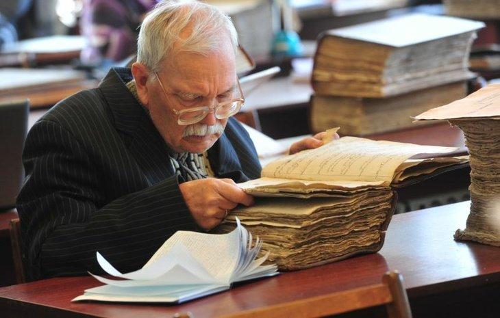 Под Ростовом нашли сейф с секретными документами 1941 г.