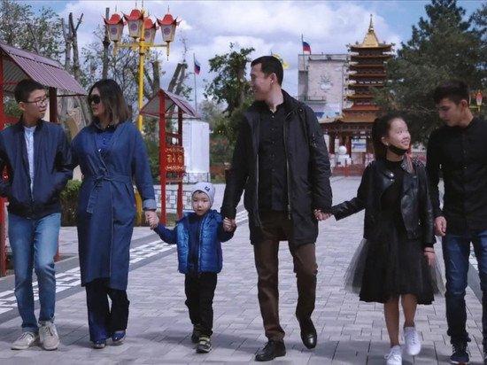 В Калмыкии назвали победителей конкурса «Семья года»