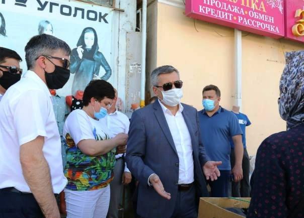 Астраханские Большие Исады будут модернизировать