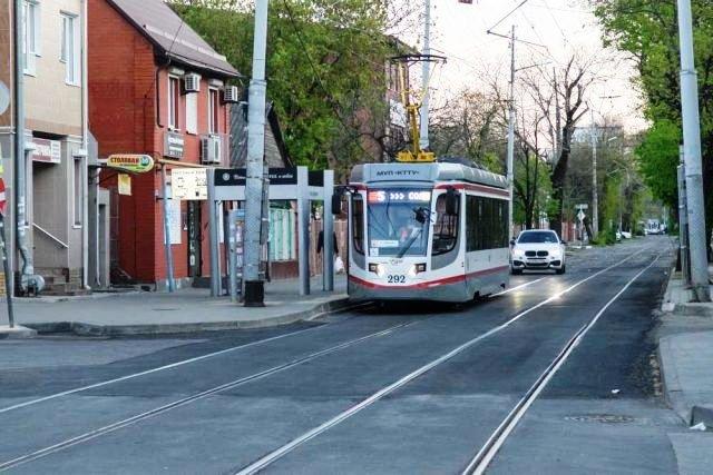 Власти Ростова рассказали про запуск скоростного трамвая на Левенцовку