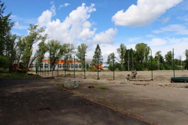 Жители Калмыкии смогут следить за строительством ледового дворца  онлайн