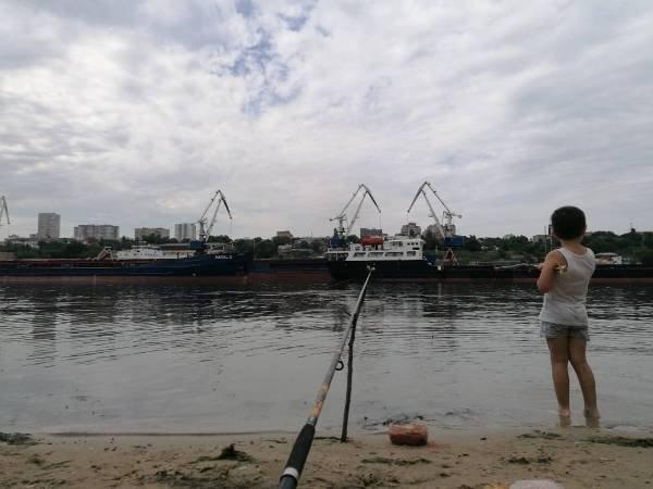 Из водоемов Ростова пригоден для купания только один
