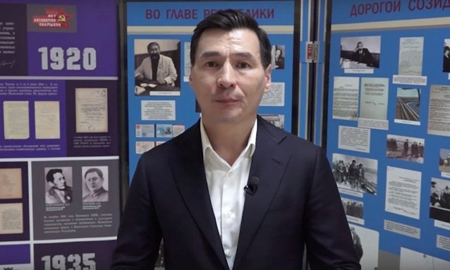 Д. Кобылкин поздравил со столетием автономию Калмыкии