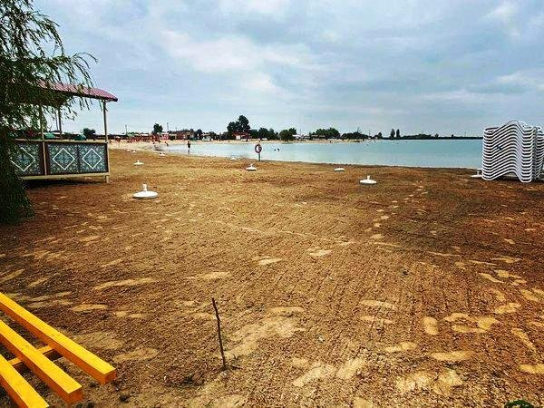 Проход на Соленое озеро в Батайске стал платным