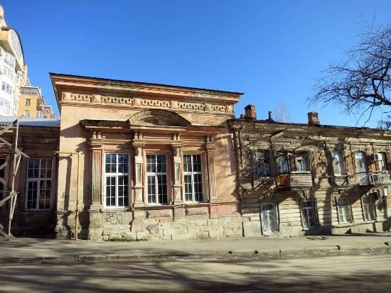 В Ростове отреставрируют дом Врангеля