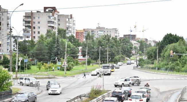 В Аксае проходит строительство северного подъезда к городу