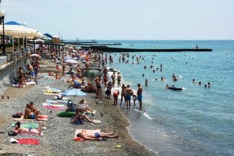 Курорты Кубани заполнены на 70 %