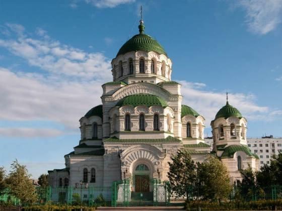 55 млн руб. пойдет на реставрацию храма Св. Владимира в Астрахани