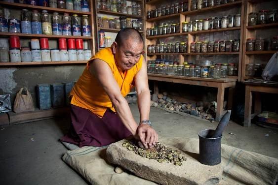 В Калмыкии молодежи помогут обучиться тибетской медицине за границей