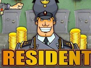 Игровой автомат Resident: преимущества и особенности функционала