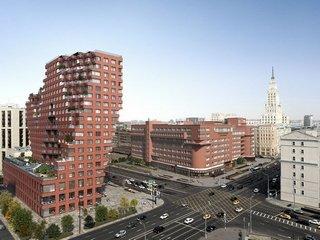 Жилой комплекс RED7 в Москве