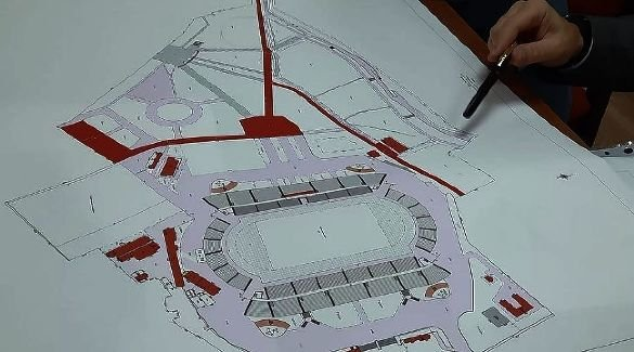 В Краснодаре благоустроят парк у стадиона «Кубань»
