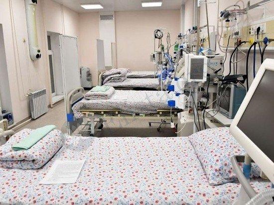 В Калмыкии в 2021 г. построят инфекционный госпиталь