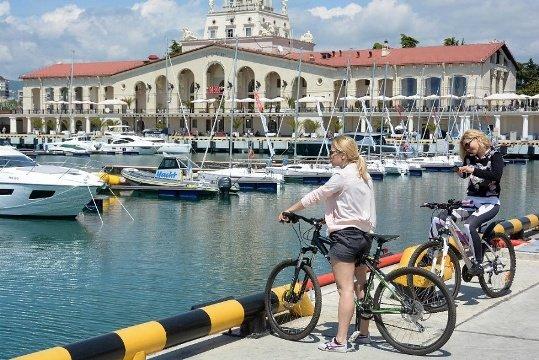 В Сочи разработают новый генеральный план развития города