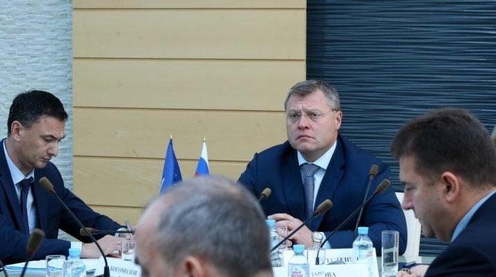 Коронавирус помешал сотрудничеству Астраханской области и Белоруссии