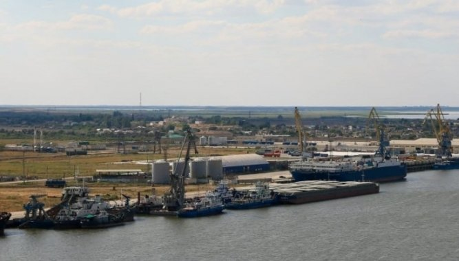Портовая особая экономическая зона появится в Астраханской области