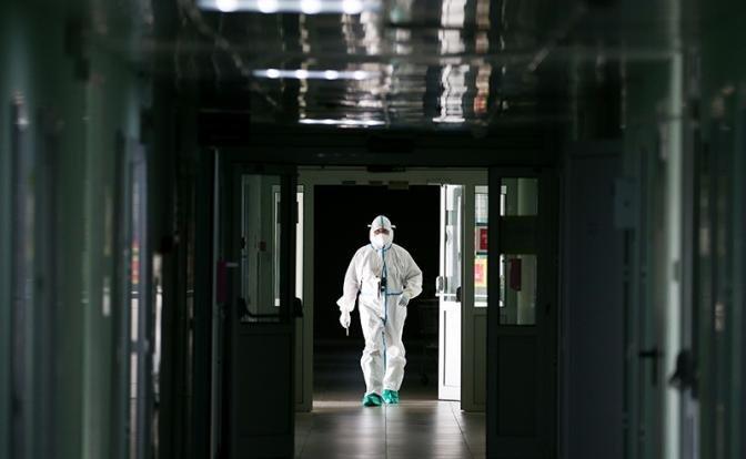 Уволился врач, рассказавший о нехватке кислорода для пациентов с COVID-19 в Ростове