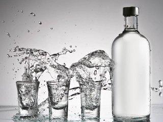 Основные виды этилового спирта, используемого для производства алкоголя