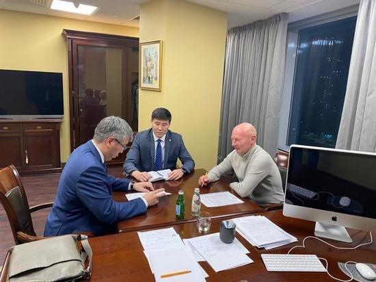 В правительстве РФ обсудили реализацию нацпроекта «Экология» в Адыгее