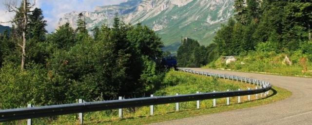 В Адыгее завершили строительство 49 дорожных объектов