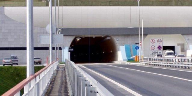 В Сочи после ремонта открыли один из самых длинных тоннелей в РФ