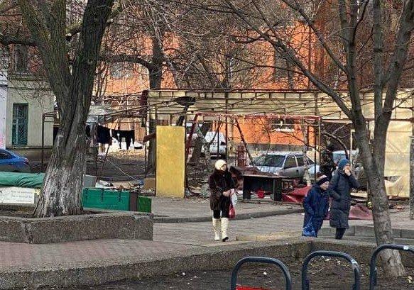 Ростове-на-Дону закрыли книжный развал