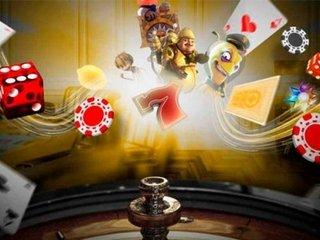 Игра в слоты на страницах казино Рокс