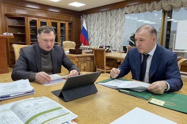 Кумпилов рассказал о социально-экономическом развитии Адыгеи