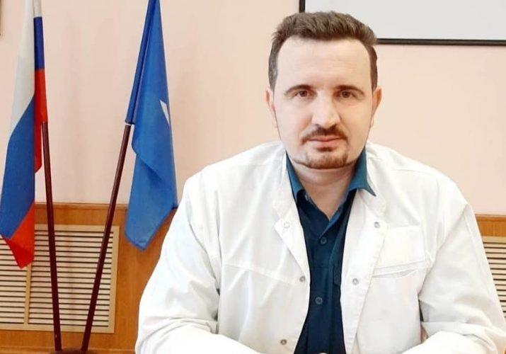 А. Васильев создаст первую премию для медработников в Астрахани