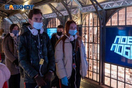 На вокзале Волгограда установили датчики для замеров температуры пассажиров
