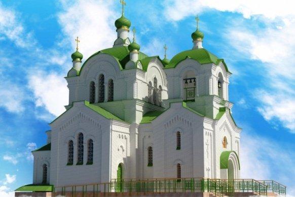 В центре Ростова построят храм — копию снесенного в СССР