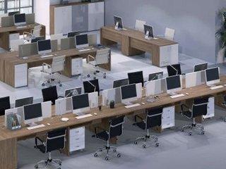 Правильный выбор мебели для персонала