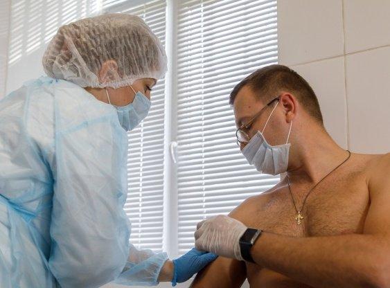 Волгоградская область признала нехватку вакцины от COVID-19