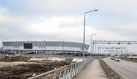 ФК «Ростов» заказал проект новой тренировочной базы за 98 млн руб.