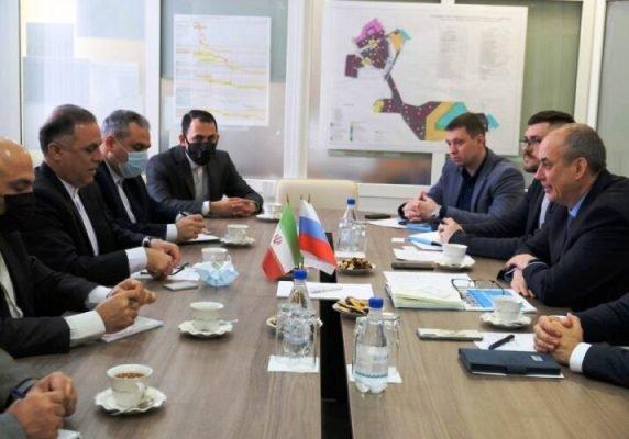 Иран изучает перспективы работы в ОЭЗ Астраханской области